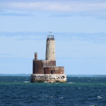 Waugoshance Lighthouse, Lake Michigan