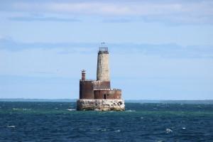 Waugoshance Lighthouse Lake Michigan