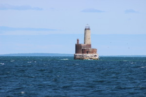 Waugoshance Shoal Light Lake Michigan
