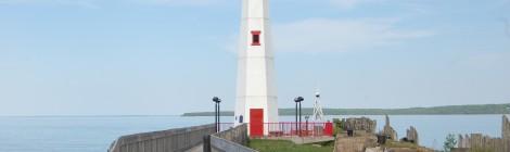 Wawatam Lighthouse, St. Ignace