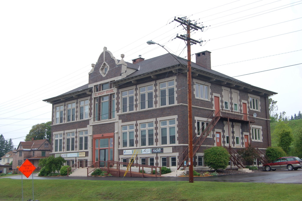 Wright School, Hancock