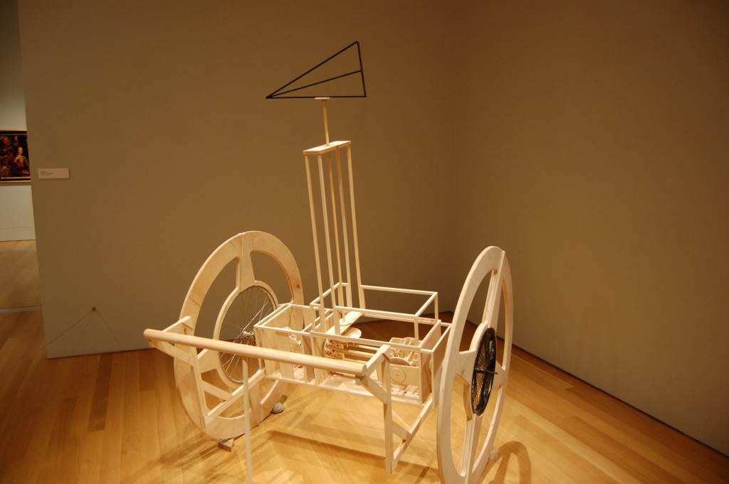 South Pointing Chariot by Kate Conlon