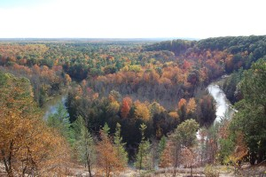 High Rollway Scenic Overlook Feature Photo
