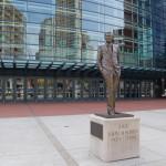 Grand Rapids Community Legends Project Sculptures: A Downtown Walking Tour