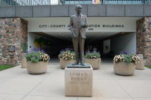 Lyman Parks Grand Rapids Community Legends