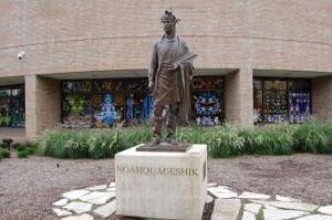 Noahquageshik Grand Rapids Community Legends