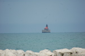 Port Austin Reef Lighthouse Michigan