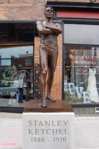 Stanley Ketchel Grand Rapids Community Legends