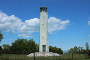 William Livingstone Memorial Lighthouse Michigan