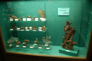 AE SEaman Mineral Museum Keweenaw Copper