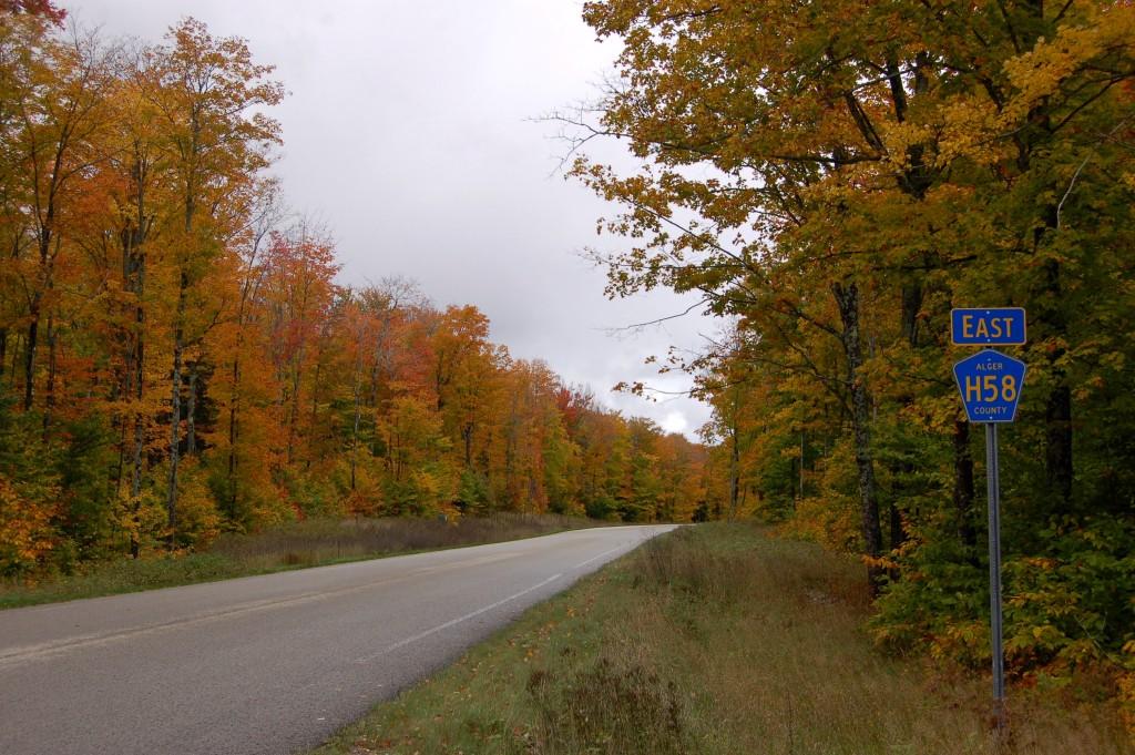 Fall Color H58 Pictured Rocks Michigan