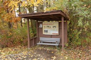 Kal Haven Trail Informational Sign