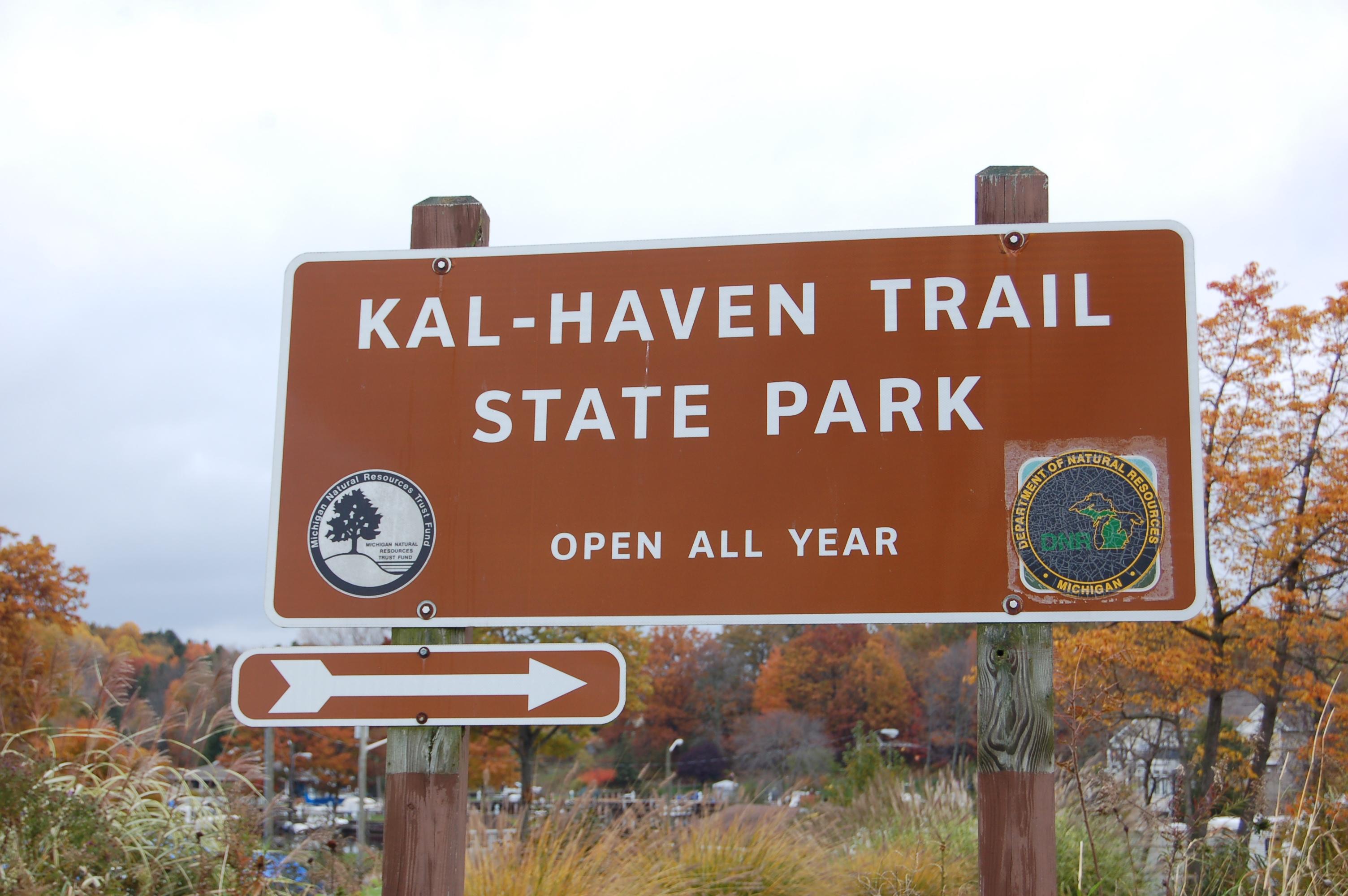 Kal Haven Trail State Park MI DNR