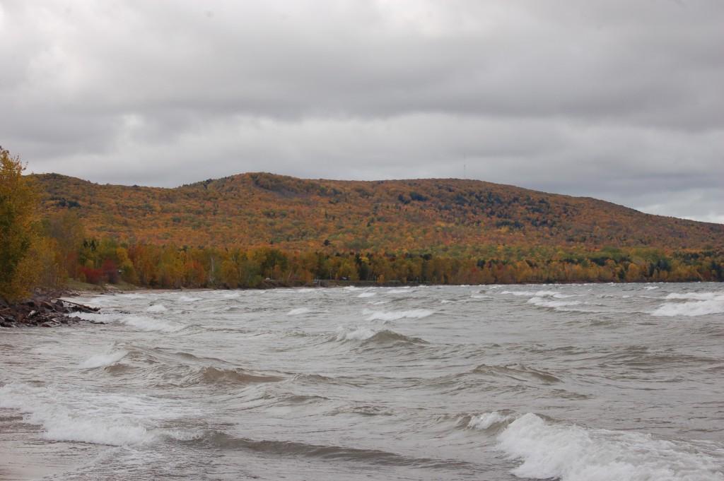Lake Superior Fall Color 2016