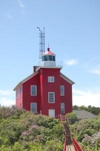 Marquette Harbor Lighthouse Michigan