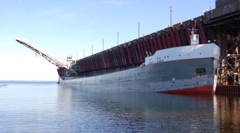 Michigan Roadside Attractions: Marquette Ore Dock at the Upper Harbor