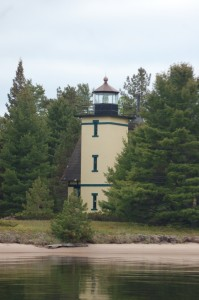 Mendota Bete Grise Lighthouse Michigan