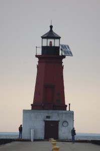 Menominee Lighthouse Michigan