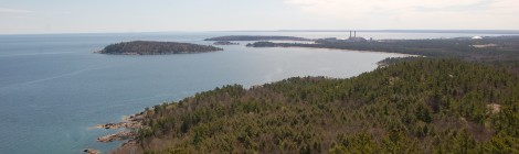 Michigan Trail Tuesday: Sugarloaf Mountain, Marquette