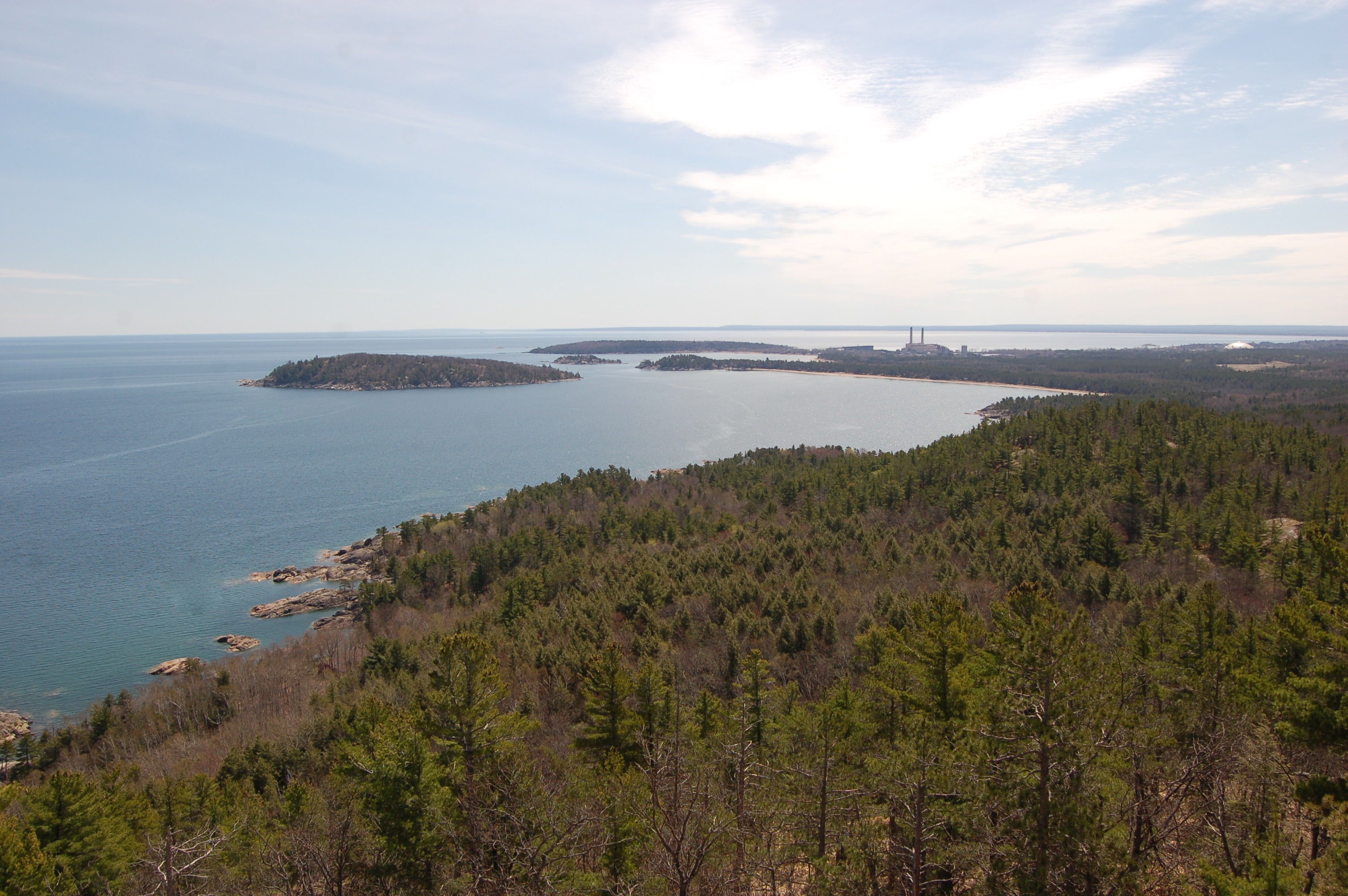 Sugarloaf Mountain Feature Photo Marquette