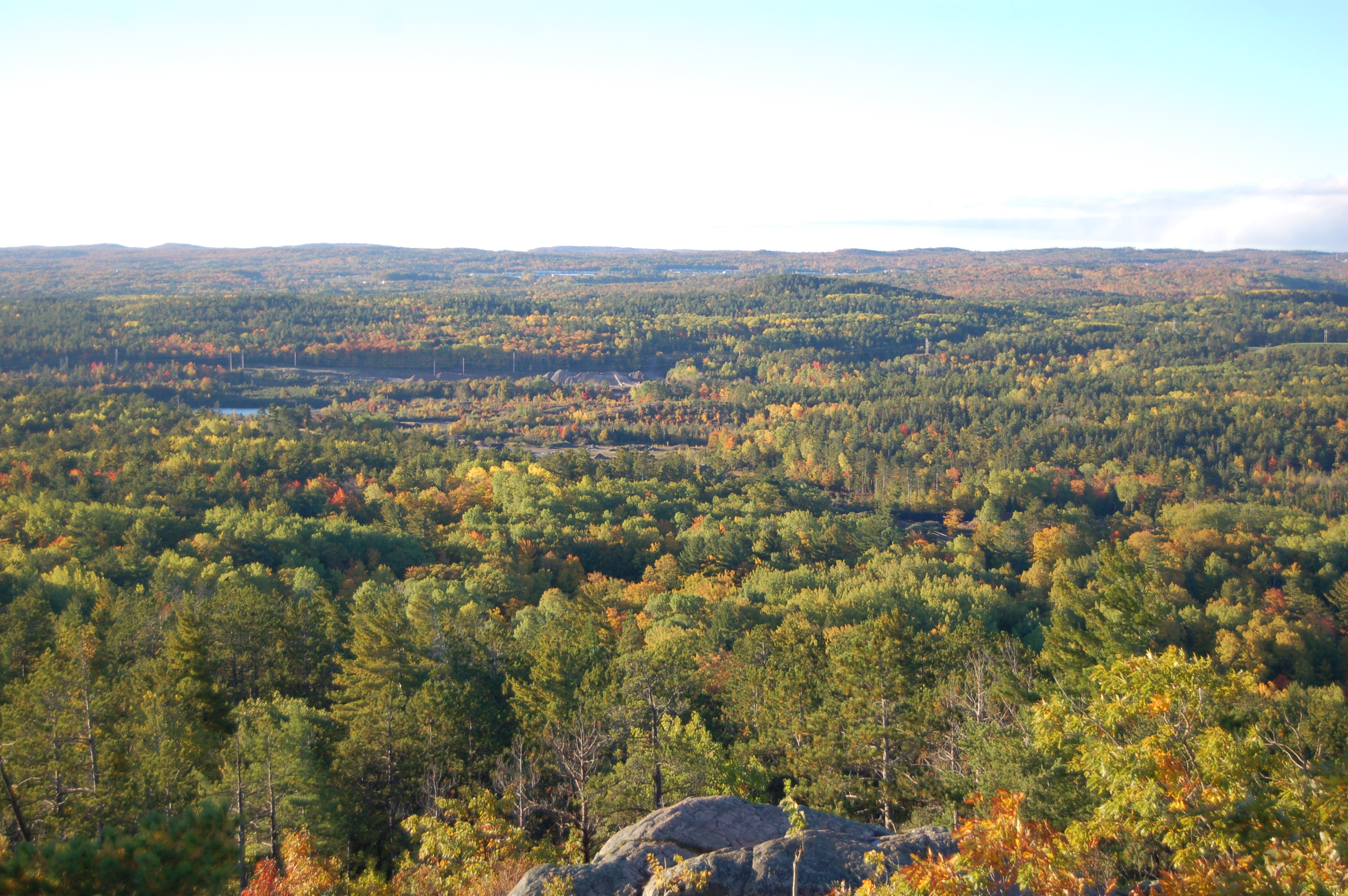 Sugarloaf Mountain View Marquette