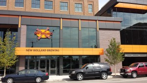 NEw Holland Knickerbocker Beer City Brewsader