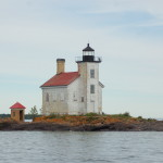 Gull Rock Lighthouse – Lake Superior