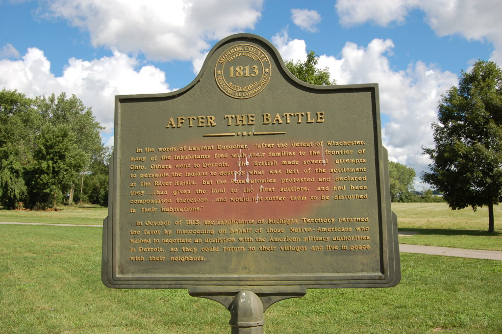 River Raisin Battlefield