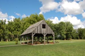 River Raisin Monroe Michigan Battlefield