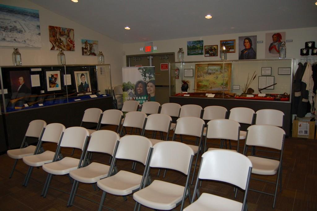 River Raisin National Battlefield Park Classroom