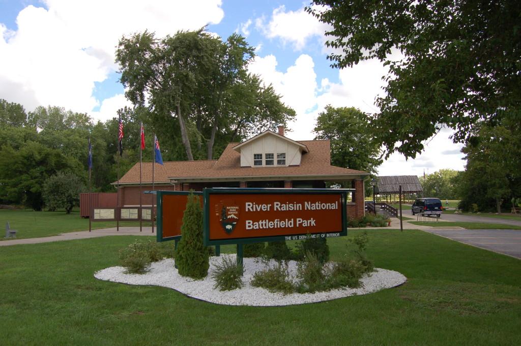 River Raisin National Battlefield Park Feature Photo