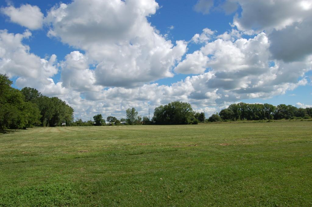 River Raisin National Battlefield Park Frenchtown Michigan