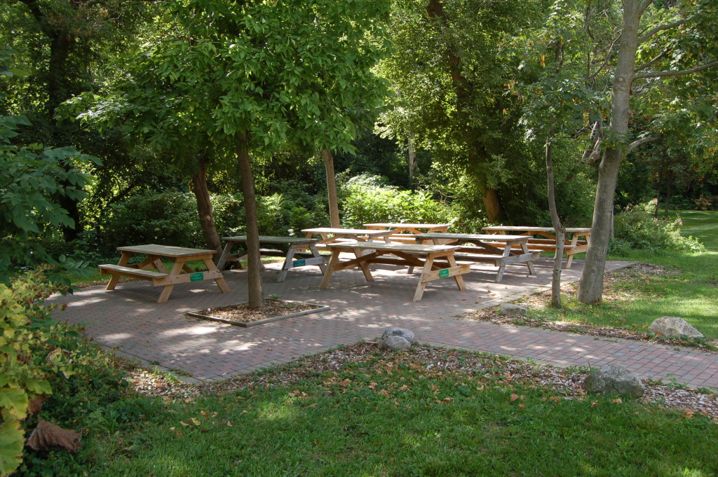 River Raisin National Battlefield Park MI Picnic Area