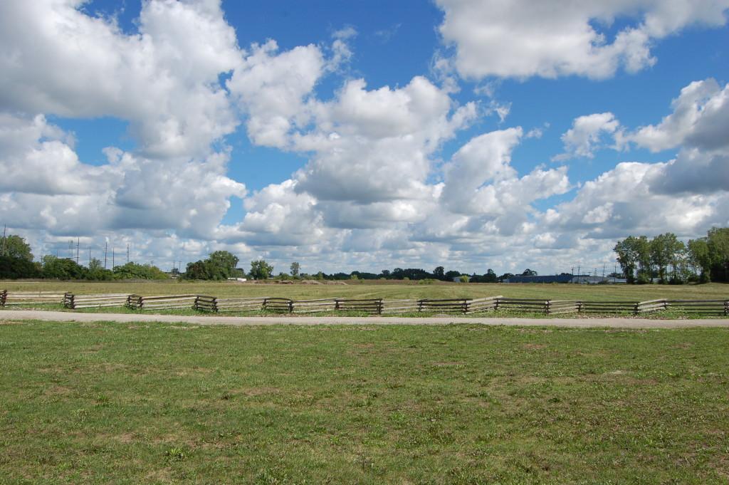 River Raisin National Battlefield Park Monroe County Michigan