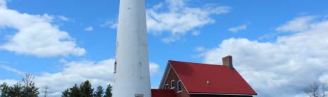 Tawas Point Lighthouse, Lake Huron