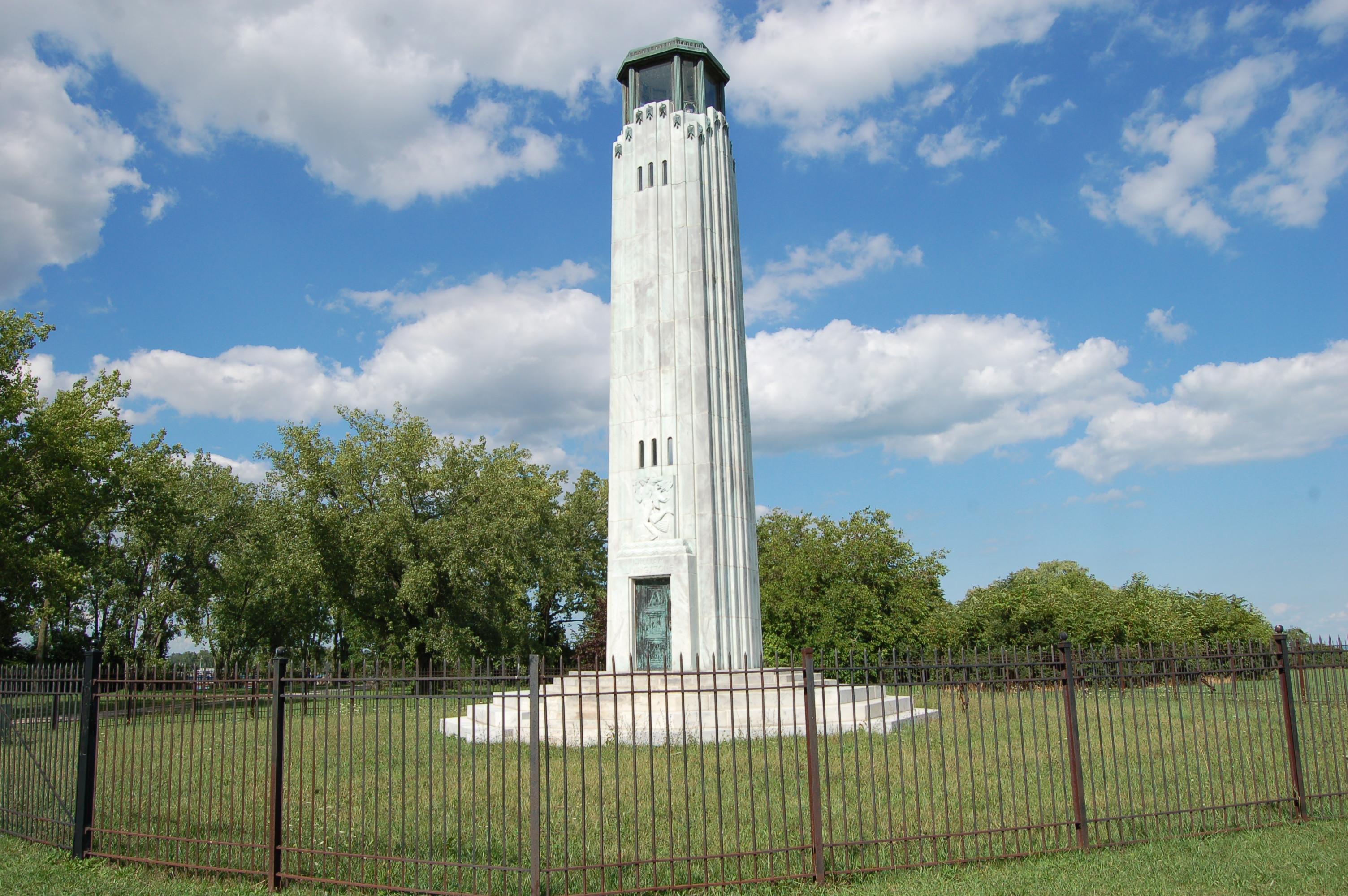 William Livingstone Memorial Lighthouse Belle Isle