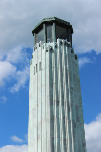 William Livingstone Memorial Lighthouse Top Tower