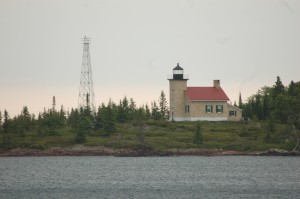 Fort Wilkins Historic State Park Copper Harbor Lighthouse