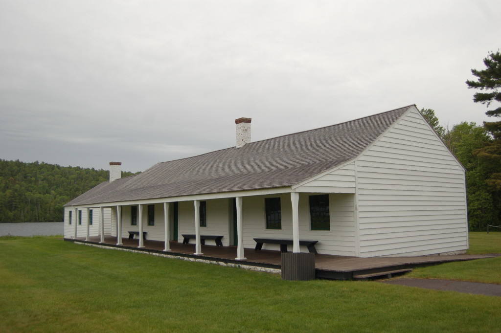 Fort Wilkins Historic State Park Garrison
