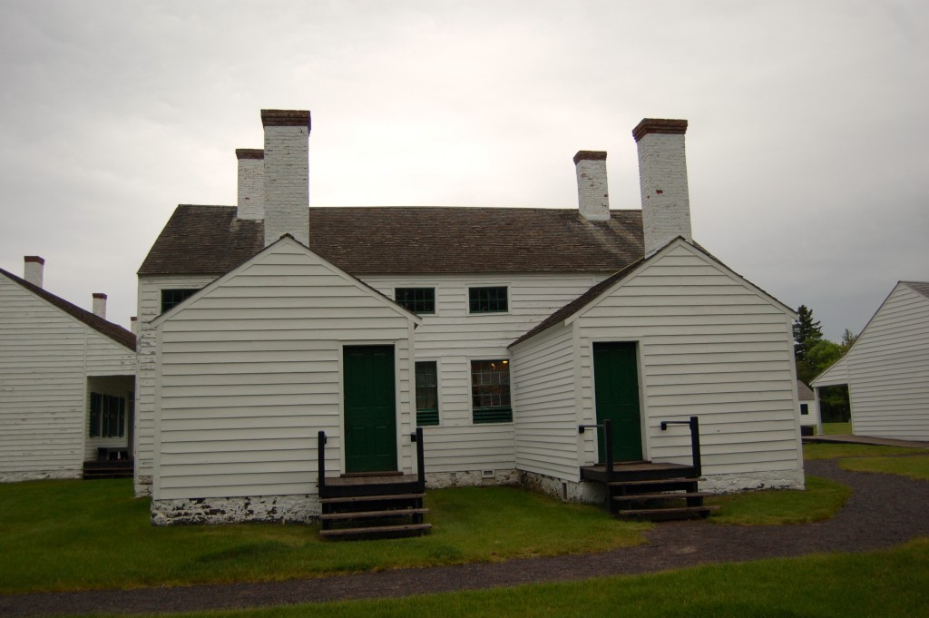 Fort Wilkins Historic State Park Keweenaw County