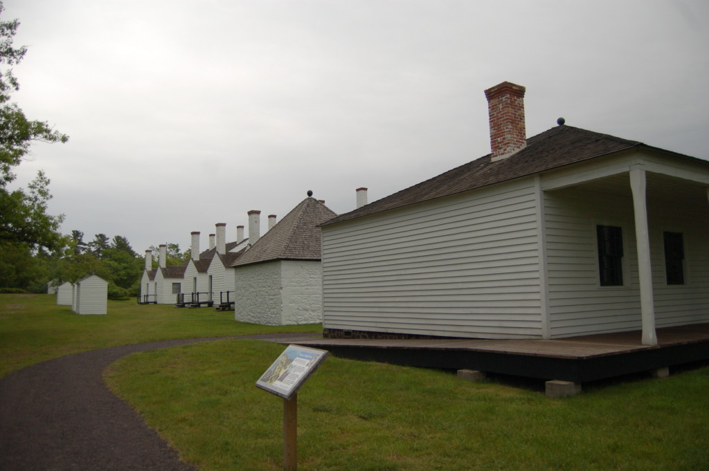 Fort Wilkins Historic State Park Michigan