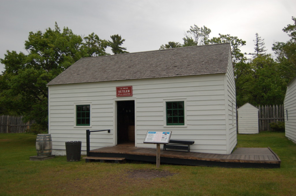 Fort Wilkins Historic State Park Sutlers Store