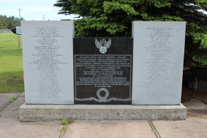 KI Sawyer Air Force Memorial Michigan