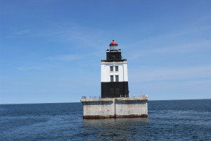 Poe Reef Light Lake Huron