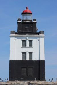 Poe Reef Lighthouse Vertical