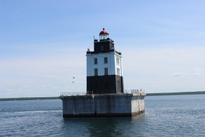 Poe Reef Michigan Lighthouse
