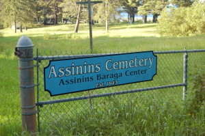 Assinins Cemetery Michigan Baraga