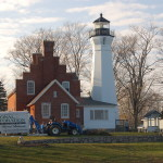 Port Sanilac Lighthouse, Lake Huron