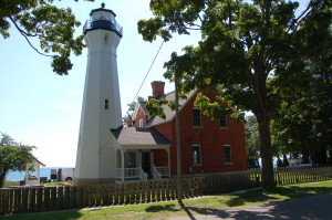 Port Sanilac Lighthouse Feature Photo