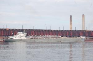 Robert S Pierson Marquette Ore Docks